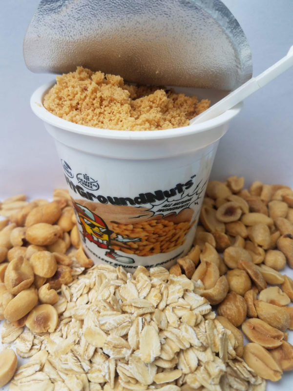 Peanut and Oat - Fit Ground Nuts